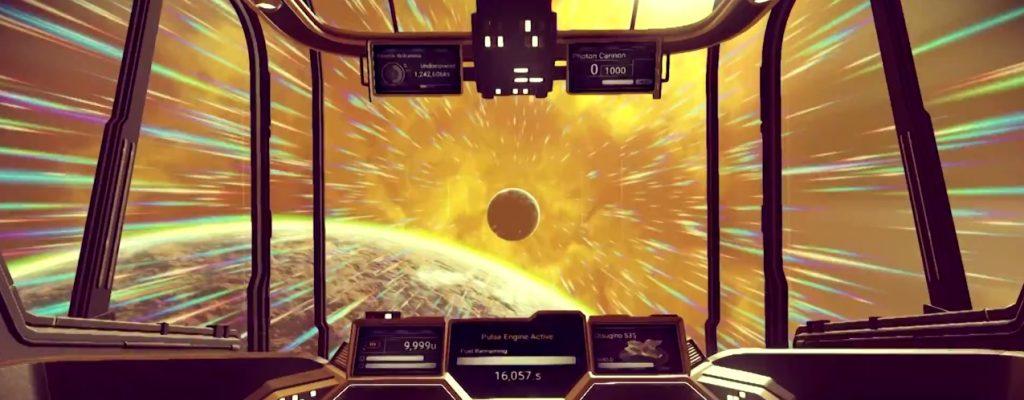 No Man's Sky: Patch 1.04 für PS4 und PC ist da