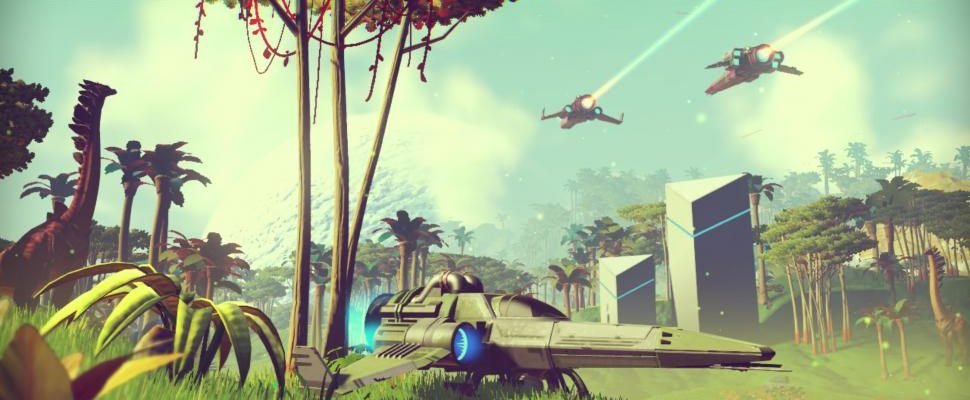 No Man's Sky NEXT: Wann kommt das Update? Alles zum Download und Start