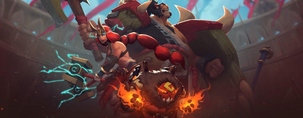 Battlerite: Sieht aus wie eine MOBA, ist aber geiler! Wir haben den Steam-Mega-Hit angespielt