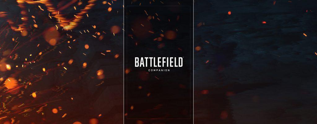 Battlefield 1 Companion-App: Release im Herbst – Neue Features und Funktionen