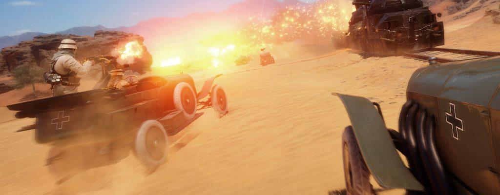Battlefield 1 Test: Metacritic-Wertungen in der Übersicht