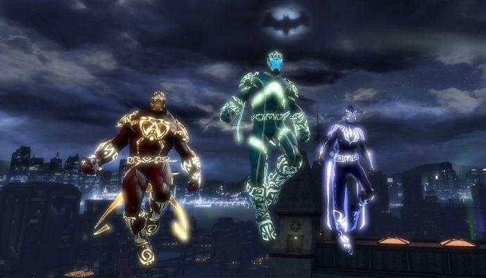 DC Universe Online: Heilige Spielmechanik-Vereinfachung, Batman