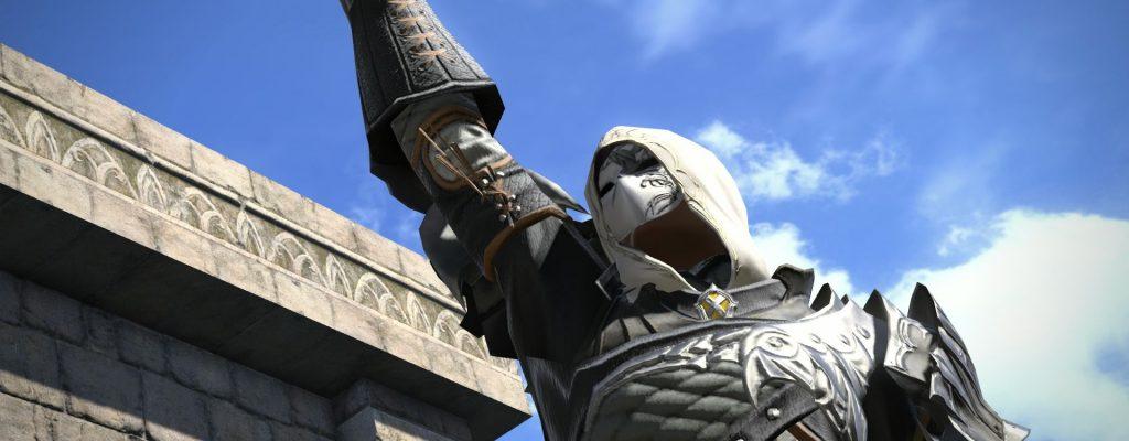 Final Fantasy 14 – China-Klamotten und Waffen gegen Spam-Bots!