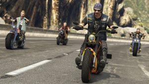 GTA 5 Online Bikers DLC