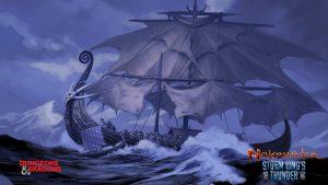 Neverwinter Storm Kings Thunder Art