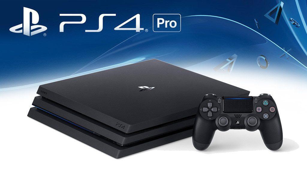 PS4-Pro-konsole
