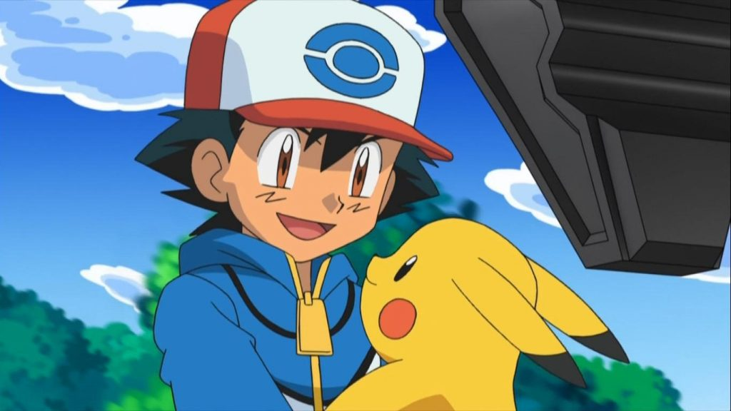 Pokémon GO Ash Pikachu Giga