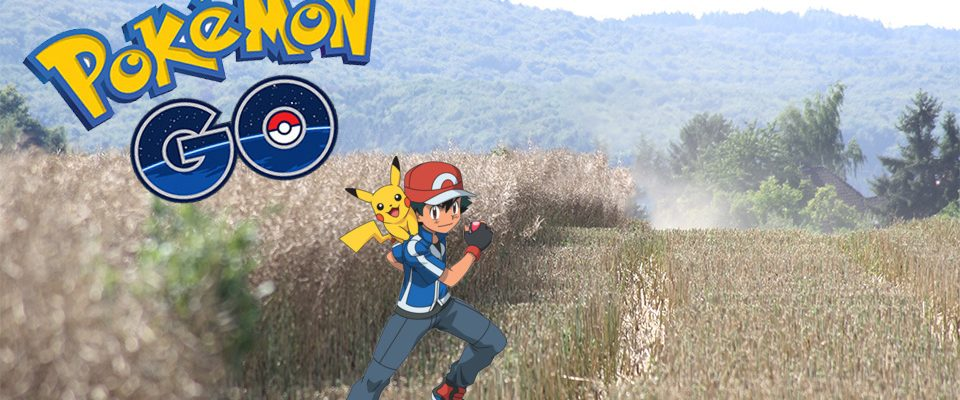 Pokémon GO: Ab jetzt findet Ihr mehr Pokémon auf dem Land!