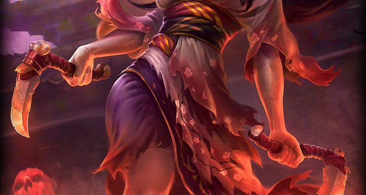 SMITE: Neue Göttin – Zombie-Lady Izanami