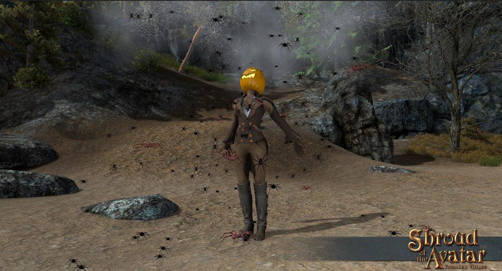 Shroud of the Avatar Halloween
