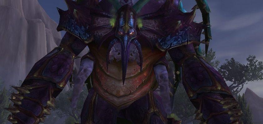 WoW: Legion Guide – Tiefenbewohner, das Reittier von Kosumoth