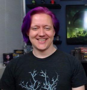 WoW Craig Amai Lead Quest Designer