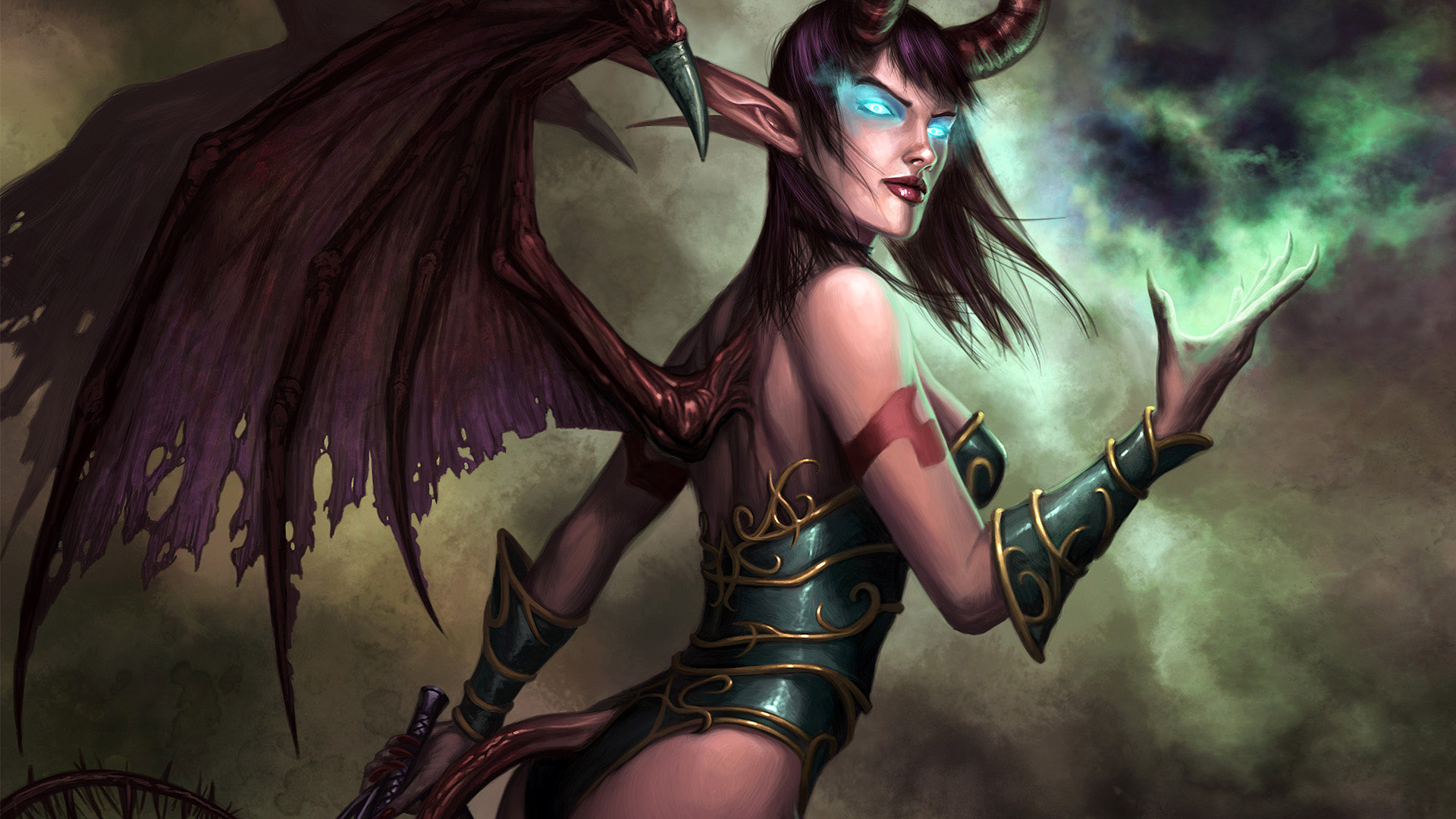 WoW Hearthstone Succubus