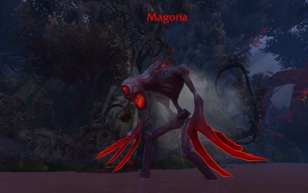 WoW Legion Dreadroot Magoria