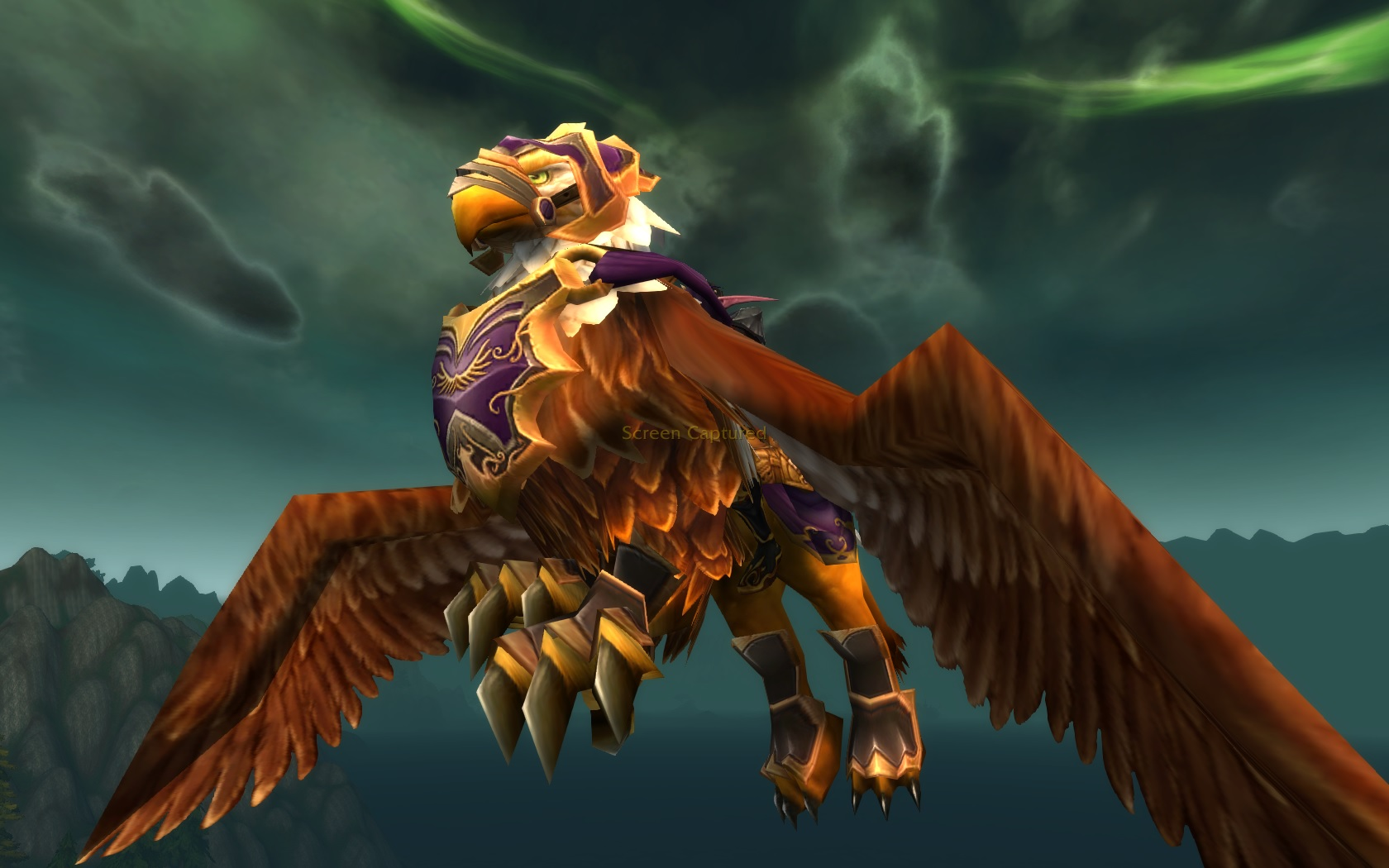 WoW Legion Fliegen