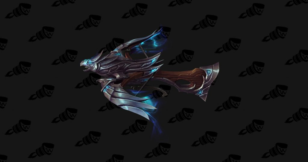 WoW Legion Hunter Hidden Artifact Skin Marksmanship