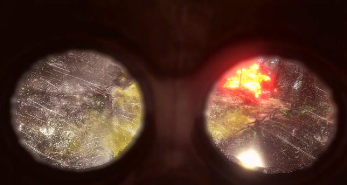 Battlefield 1 Maske