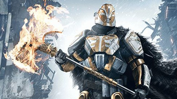 Destiny-Addon: Rise of Iron