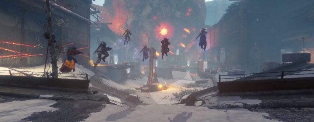 Destiny: Dämmerungsstrike am 15.11. – Weekly Reset