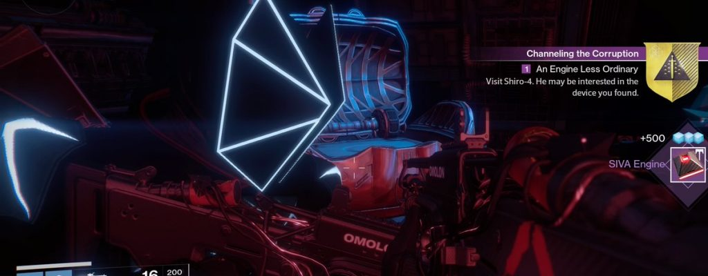 Destiny: Monitor-Rätsel gelöst! Versteckte Kiste birgt neue Quest zum exotischen Impulsgewehr!