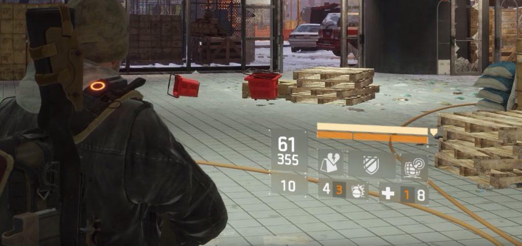 division-rüstungs-balken