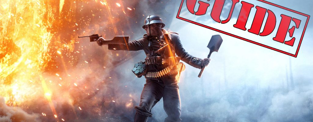 Battlefield 1: Anfänger-Guide – Beste Waffen, Multiplayer, Elite-Klassen