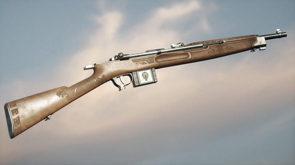 BF1 Gewehr