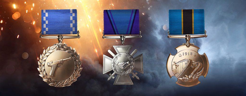 Battlefield 1: Weekly Challenges – 5 Medaillen pro Woche für Bonus-XP!