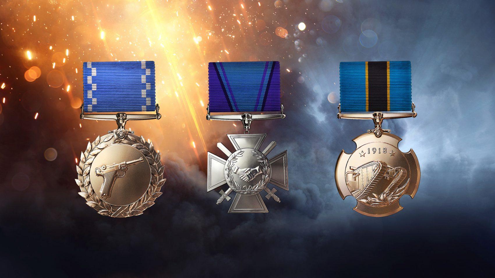 Battlefield 1 Abzeichen Fortschritt Erfolge