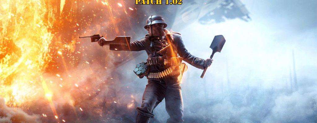 Battlefield 1: Update 1.02 – Das sind die Patchnotes