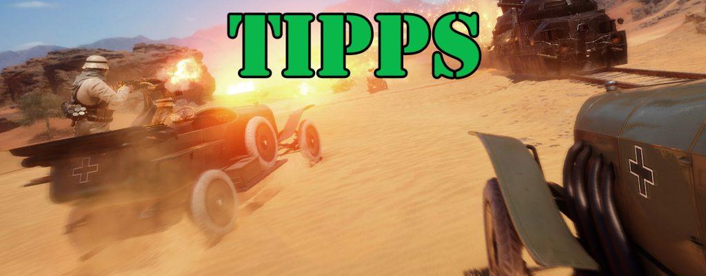 Battlefield 1: Tipps für Veteranen – Unterschiede und Neuerungen zu BF4