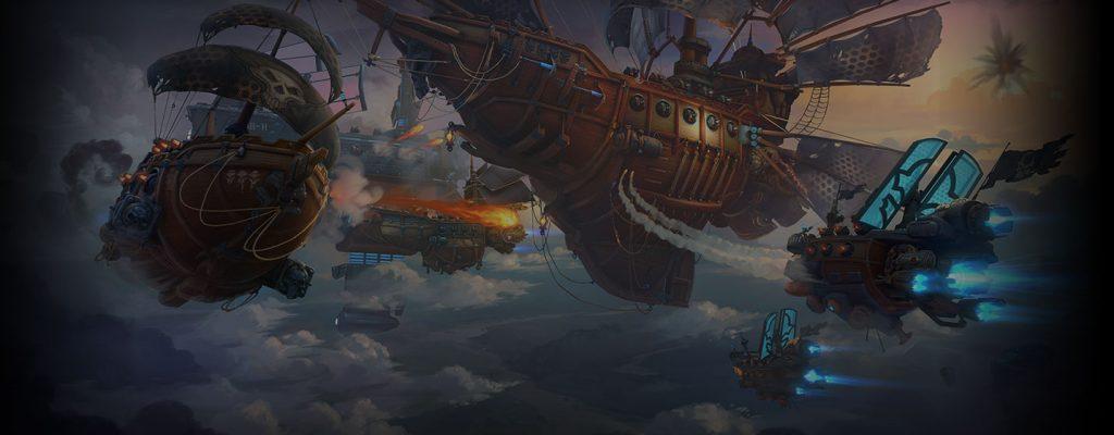 Cloud Pirates: Closed Beta gestartet und Infos zu Schiffklassen