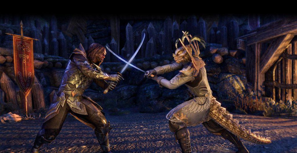 elder scrolls online one tamriel duelle