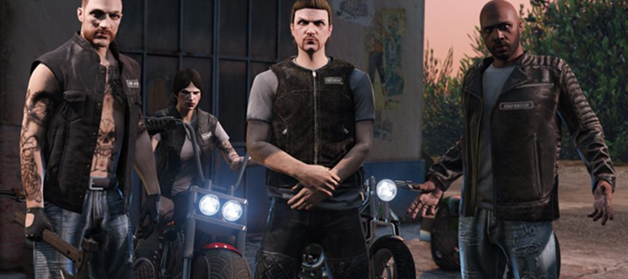 GTA 5 Online: Bikers-Guide – Viel Geld verdienen mit dem Motorrad-Club-DLC