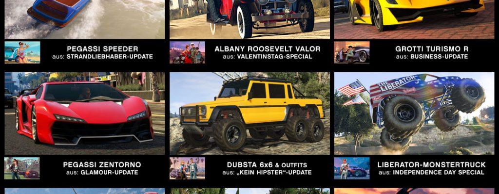 GTA 5 Online: Halloween Update – Zum Jubiläum gibt's Geschenke