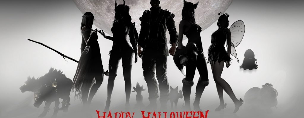 Black Desert Online: Gaul statt Ghul – Pferderennen zu Halloween!