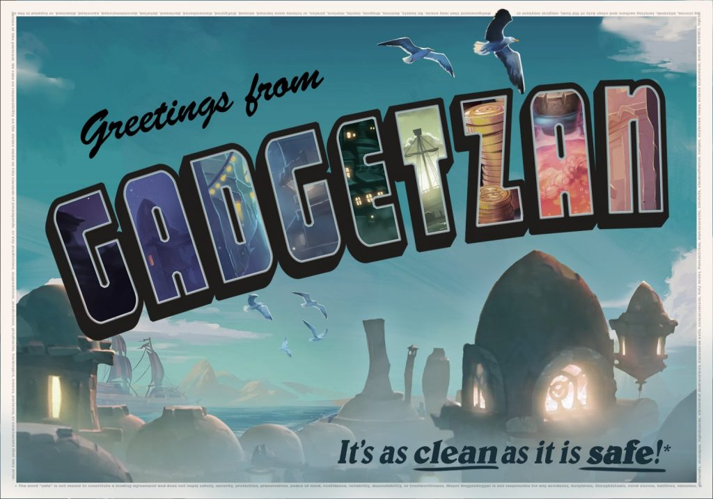 hearthstone greetings from gadgetzan