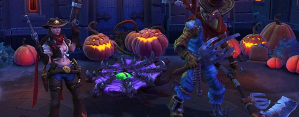 Heroes of the Storm: Schlotternächte bringen dicken XP-Bonus