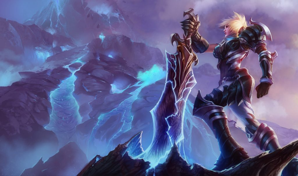 League of legends riven skin Meisterschaft Belohnung