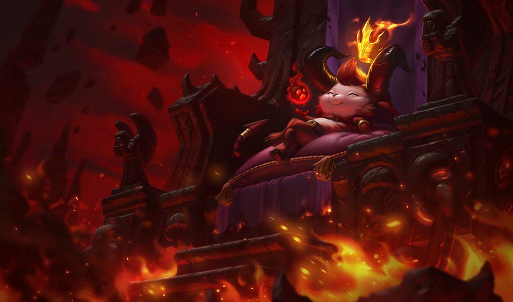League of Legends Teemo Skin Halloween