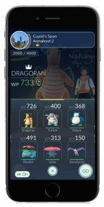 Pokémon GO Team Trainieren Training