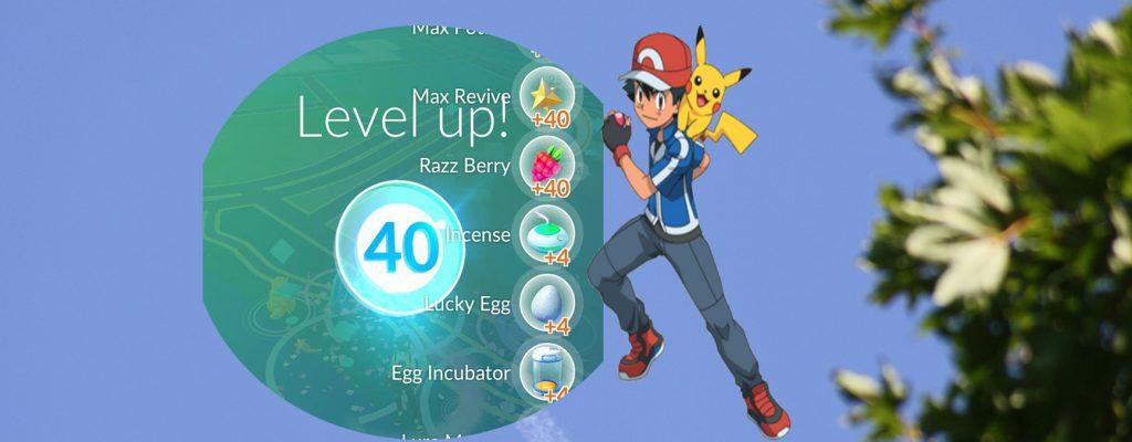 Pokémon GO: World First – Erster Spieler erreicht Level 40