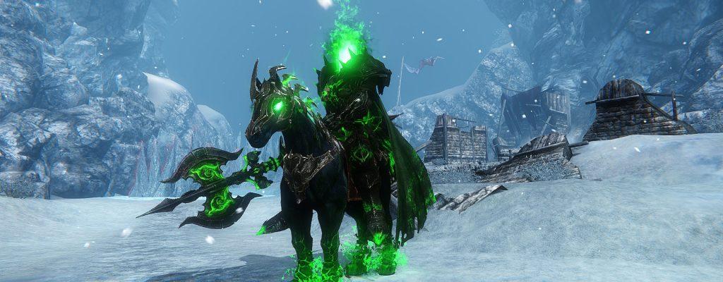 Riders of Icarus: Jagt den Kopflosen Reiter und klaut ihm sein Mount!