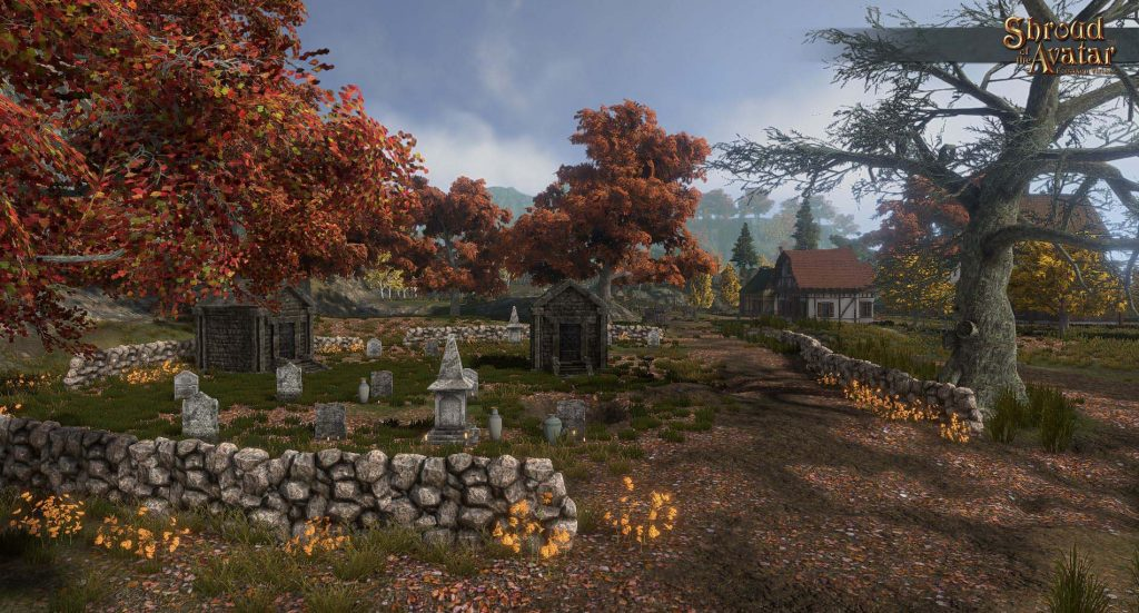 shroud of the avatar graveyard