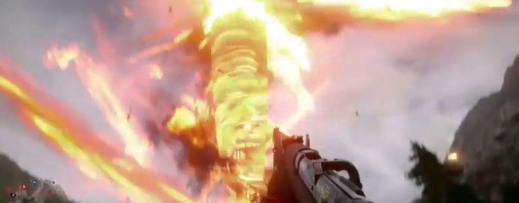 Battlefield 1: Glitch lässt Zeppelin zu verheerendem Tornado werden!