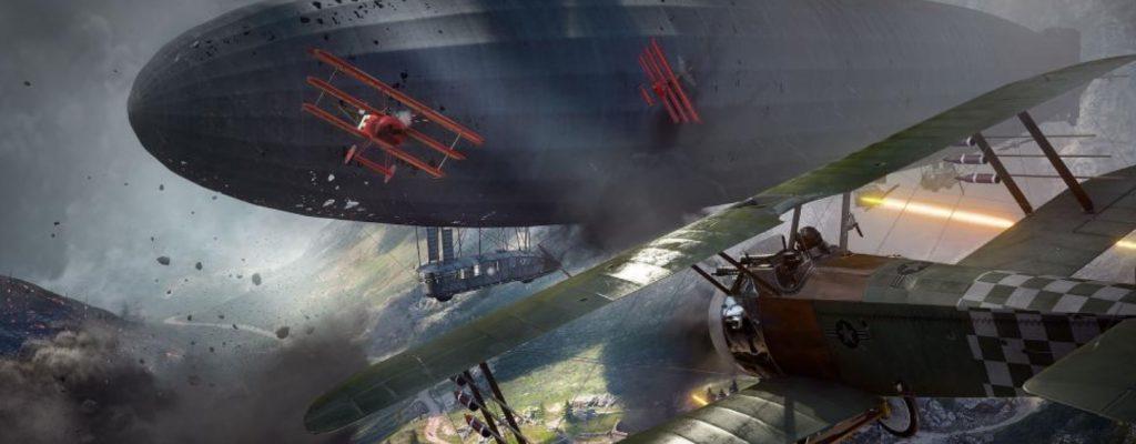 Battlefield 1: Server down am 24.10. auf PS4, Xbox One und PC – Update steht an