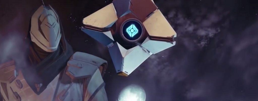 Destiny als Anime: Fan-made Trailer beeindruckt Community