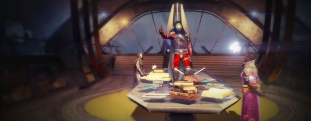 Destiny: Video der Woche zeigt schillernde Modenschau – Hüter auf dem Catwalk