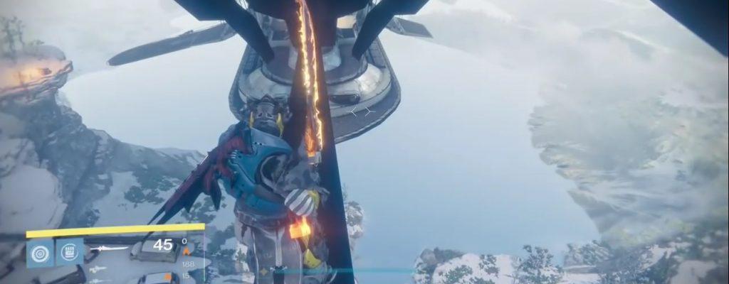 Destiny: Neuem Geheimnis auf der Spur – Hüter glitcht sich in gigantische Ketsch