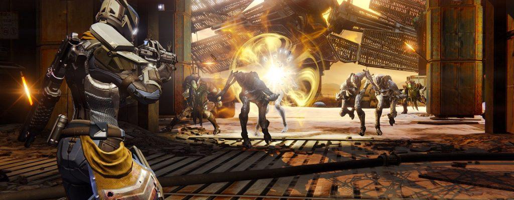 Destiny: Dämmerungsstrike am 18.10. – Weekly Reset